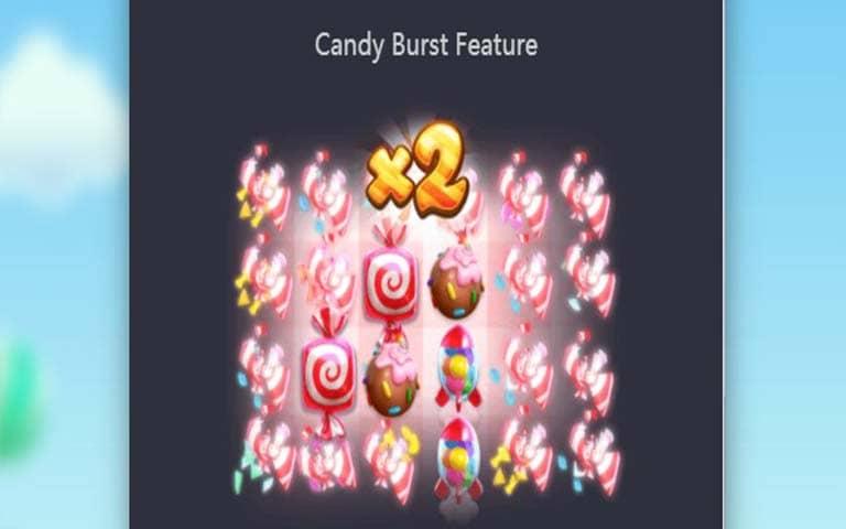 คุณสมบัติ Candy Burst