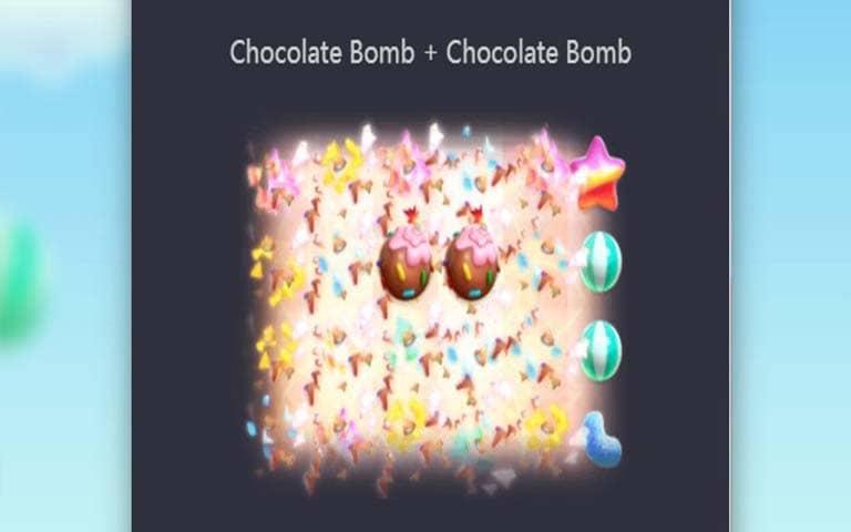 Chocolate bomb x2