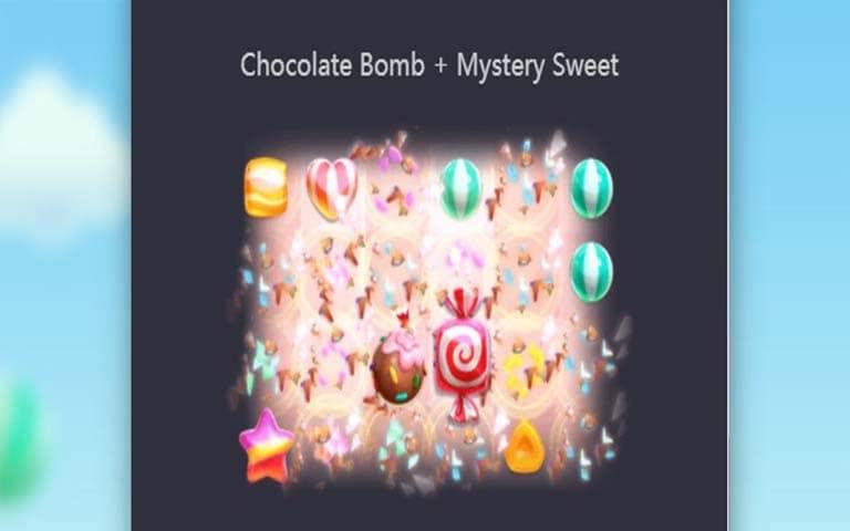 Chocolate+Mystery Sweet Slot PG