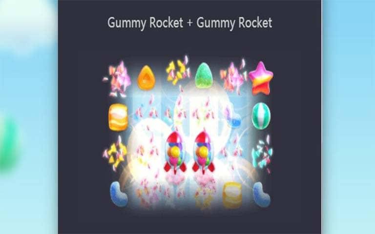 Feature Gummy Rocket x2