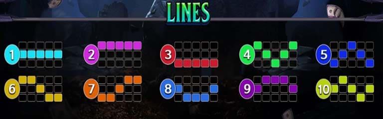 เพย์ไลน์ Joker madness slot